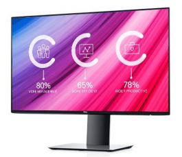 Dell - Monitor 24 U2419H Preto InfinityEdge