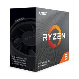 AMD - AM4 Ryzen 5 3600X 3,8 GHz MAX Boost 4,4GHz 6xCore 32MB 95W com Wraith Spire Cooler 7nm