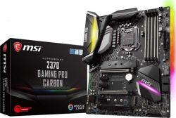 MSI - Board Z370 GAMING PRO CARBON INTEL 1151 (C) Z370