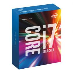 INTEL - Core I7-8700K 3.7GHz 12MB LGA 1151 ( Coffee Lake) - sem cooler  (Requer board c/ chipset série 300)