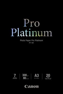 CANON - Photo Paper Pro Platinum