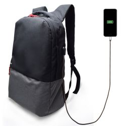 EWENT - Mochila EW2529 17.3P + Porta USB