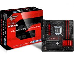 ASROCK - H270M PERFORMANCE INTEL 1151 (K) H270 MATX