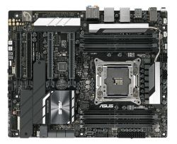 ASUS - PLACA WS C422 PRO/ SE, INTEL XEON, LGA 2066, C422, 8DDR4 R/ LRDIMM, 512GB, DUAL GBLAN, 6SATA3, 1XU.2, 2XM.2, 8USB3.1, ATX