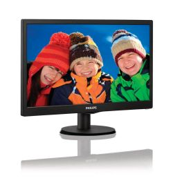 PHILIPS - MONITOR  193V5LSB2 / 10 LED 18.5P 16:9