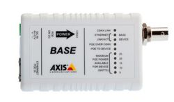 AXIS - T8640 POE+ OVER COAX ADAP
