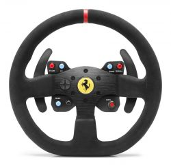 THRUSTMASTER - VOLANTE FERRARI 599XX EVO 30 WHEEL ADD-ON ALCANTARA EDITION (4060071)