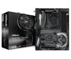 ASROCK - MB AMD AM4 X470 Taichi