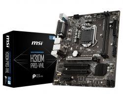MSI - MB H310M PRO-VHL mATX LGA1151