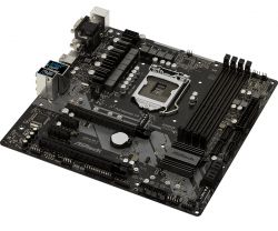 ASROCK - BOARD Z370M PRO4 Socket 1151 Intel® Core™ 8ª Geração