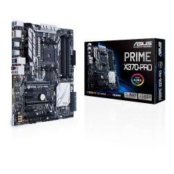 ASUS - MB PRIME X370-PRO AMD AM4 X370 4DDR4 64GB HDMI+DP GBLAN 8SATA3 3USB3.1