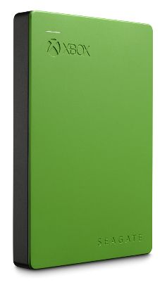 SEAGATE - 2TB Game Drive for Xbox USB 3.0 Green