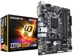 Gigabyte - Motherboard Z370M-DS3H