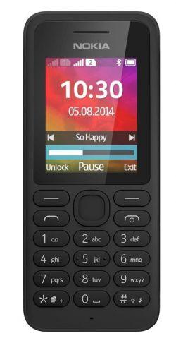 NOKIA - Telemóvel Nokia 130 Dual Sim livre preto