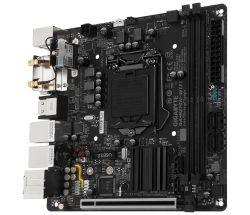 GIGABYTE - GA-H270N-WIFI S1151 H270 MITX CPNT SND+GLN+U3 M2 SATA 6GB/S DDR4
