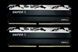 Gskill - memoria DDR4 2400 32GB C17 SnipX K2