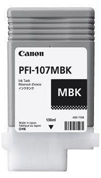 CANON - Tinteiro PFI-107 de 130 ml MBK (matte black)
