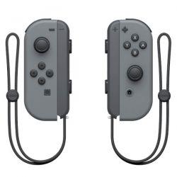 Nintendo - GAMEPAD NINTENDO SWITCH JOY-CON CINZA