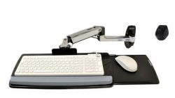 ERGOTRON - LX Wall Mount Keyboard Arm