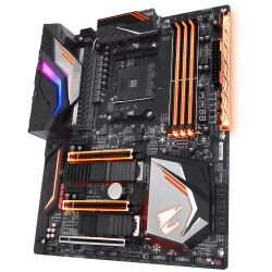 GIGABYTE - X470 AORUS GAMING 7 WIFI AMD X470 SOCKET AM4 ATX