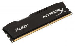 HYPERX - 8GB 1866Mhz DDR3 CL10 HYPERX FURY BLACK SERIES HX318C10FB / 8