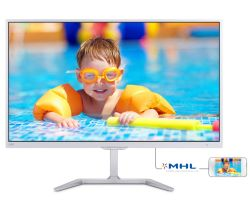 PHILIPS - 246E7QDSW/24P 16:9 1920x1080 5ms white