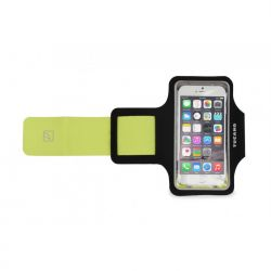 TUCANO - ARMBAND SPORTY 5P (BLACK / ACID GREEN)