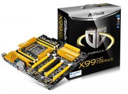 ASROCK - X99 OC FORMULA INTEL 2011-V3 X99 8DDR4 128GB 2GBLAN 10SATA3 11USB3 E-ATX