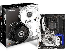 ASROCK - X370 TAICHI AMD AM4 X370