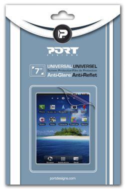 PORT DESIGNS - Protetor de tela universal para Tablet - 7 P