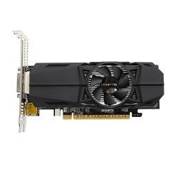 GIGABYTE - GF GV-N1050OC-2GL PCIE 3 LP CTLR 2GBGDDR5 1506MHZ HDMIX2 DP DVI