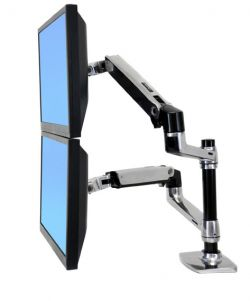 ERGOTRON - LX Dual Stacking Arm