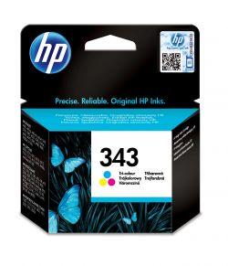 HP - Cartucho Tricolor HP No. 343 (7ml)