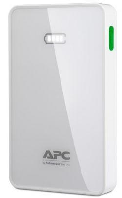 APC - MOBILE POWER PACK 5000MAH LI-POLYMER WHIT
