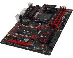 MSI - X370 GAMING PLUS