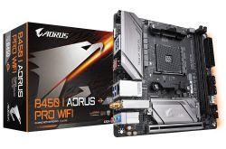 GIGABYTE - MB AMD AM4 B450 I AORUS PRO WIFI