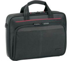 TARGUS - Laptop Case - S: Nylon: Tipo Clássico: Preto: para portáteis até 13.3Pol