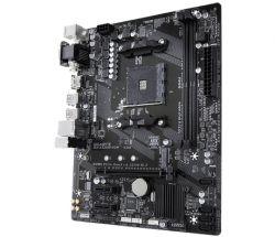 GIGABYTE - PLACA GIGABYTE A320M-S2H, AMD, AM4, A320, 2DDR4, 32GB, VGA+DVI, GBLAN, 4ATA3, 4USB3.1, MATX