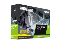ZOTAC - GeForce GTX 1660 Ti GAMING AMP Edition
