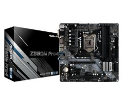 ASRock - MB Intel 1151 Z390M Pro 4