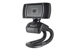 TRUST - WEBCAM COM MIC TRINO. HD 720P. USB. NEGRO (18679)