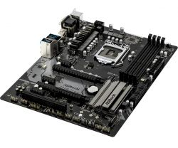 ASROCK - Board Z370 PRO4 INTEL 1151 (C) Z370 4DDR4 64GB VGA+DVI+HDMI GBLAN 6SATA3 8USB3.1