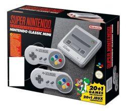 Nintendo - CONSOLA RETRO NINTENDO CLASSIC MINI SUPER NES