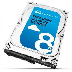 SEAGATE - Ent CAP HD 8TB SATA 256MB 7.2K 3.5P