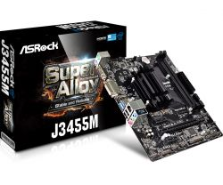 ASROCK - J3455M Intel Quad-Core Processor DDR3/DDR3L