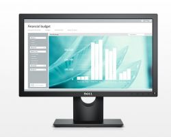 DELL - 19 MONITOR , E1916H - 47CM(18.5P) BLACK