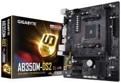 GIGABYTE - MB AMD AM4 AB350M-DS2