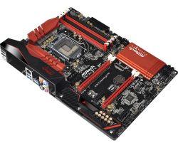 ASROCK - E3V5 PERF. GAMING/OC, INTEL, C232, 4DDR4, 64GB, GBLAN, 6SATA3.1, 6USB3.1