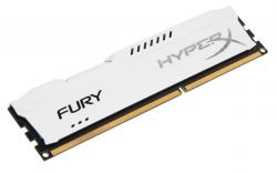 HYPERX - 4GB 1600MHz DDR3 CL10 HYPERX FURY WHITE SERIES HX316C10FW / 4