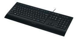 LOGITECH - KBD K280e for Business USB DEU